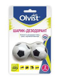 <b>Шарик</b>-<b>дезодорант</b>, лимон Olvist 6445835 купить %FORPRICE% в ...
