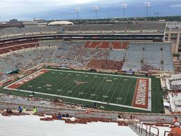 Ut Football Seating Chart Dkr Texas Memorial Stadium Section 102 Rateyourseats Com