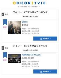 Tvxq Tops Oricon Chart Without Tv Appearance