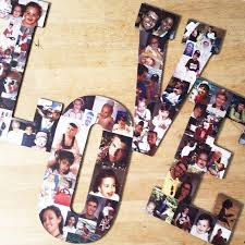 custom photo collage letter photo collage wood letters personal collage photo collage personal photo collage custome photo display