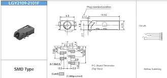 connector audio jack schematic electrical engineering stack audio jack