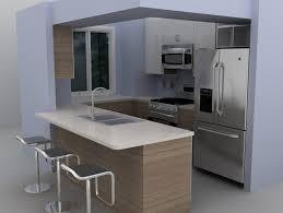 modern small kitchen design ikea furniture