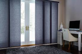 panel tracks are great for larger windows and patio doors the fabric panel track allows