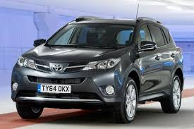 Toyota RAV4 specs, dimensions, facts & figures | Parkers