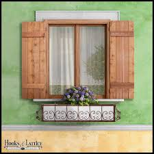 reclaimed wood shutters to enlarge