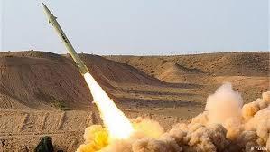 Image result for حمله موشکی سپاه