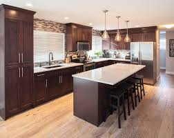 Kitchen Renos Renovating This Two Storey 1700 Square Foot Home In The Calgary