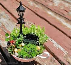 Small Picture Take Your Pick The Top 50 Mini Fairy Garden Design Ideas