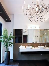image of bathroom chandeliers in modern design styling come in a wide option it
