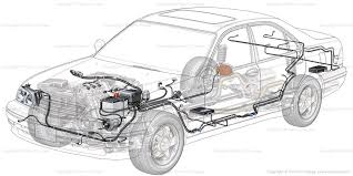 automotive wiring systems on automotive images free download Electric Car Wiring Diagram generic car cutaway sedan electric club car wiring diagram