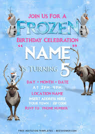 Send this free frozen online party invitation and get ready to skate into a wintery whimsical celebration. Free Frozen Baby Shower Invitation Templates For Word Free Printable Baby Shower Invitations Templates