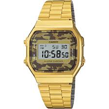 casio collection timepieces products casio a168wegc 5ef