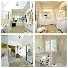 Examples Of Bathroom Remodels Adorable Beaux R'eves Glam Master Bath Remodel Bathroom Ideas Pinterest