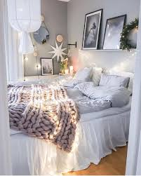 Freaking bed goals. You can already tell that that bed is the most  comfortable bed. Cozy BedroomWhite ...