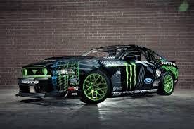 Vaughn Gittin Jr S Formula Drift Mustang Rtr Muscle Cars