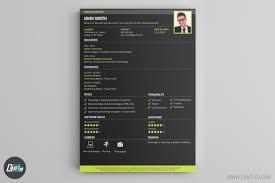 Creative Resume Template CV Maker Professional CV Examples Online CV Builder CraftCv 10
