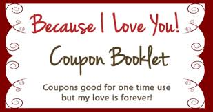 Relationship Coupon Book Create Your Own Valentines Coupon Booklet For Free Frugal Living Mom