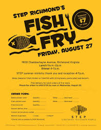 Fish Fry Flyer Template Inspirational Relacitoft Fish Fry