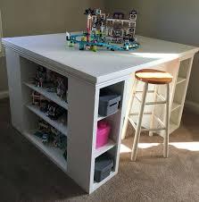 full image for desktop panel for craft storage system craft storage desktop recollections craft storage desk