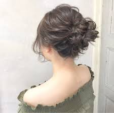 浴衣に合うお団子編み込みなどのヘアアレンジ15選hair