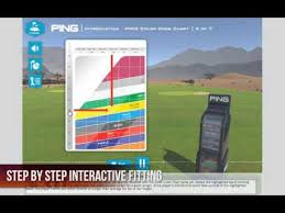 Ping Club Fitting Simulation Ping Learning Simulation