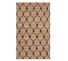 milo natural fiber rug