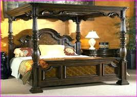 mirrored canopy bed – dictateam.info