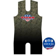 Military Design 6 Singlet Titan Support Systems Inc
