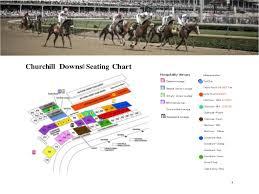Kentucky Derby Brochure Churchill Downs Tickets
