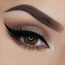 carefully applied eye make up can help draw attention and accentuate a woman s most prominent features but smudged make up will draw attention for all the