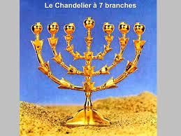 le chandelier à 7 branches 32 le chandelier