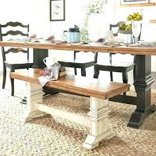 round dining table with bench room seat save the ideas plans free