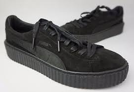 puma shoes fenty. image is loading puma-fenty-by-rihanna-men-039-s-creeper- puma shoes fenty
