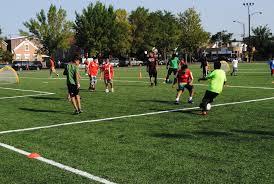 New Soccer Field in Little Village Gives Neighborhood Kids a Place
