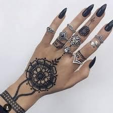Jak Vyrobit Dočasné Tetování Hennou Doma Beautysummary