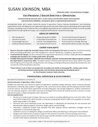 A Winning Resumes Samples Executive Resume Services