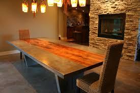 Unusual Dining Room Tables 2017 Also Contemporary Table Unique