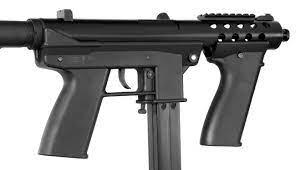 Echo1 GAT-X mit Slide Stock Komplettset S-AEG 6mm BB schwarz - Kotte &  Zeller