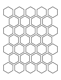 e97fcd06789bf3a46ac15a2b868a7717 hexagon quilting hexagons 1478 best images about printable patterns at patternuniverse com on 3 7 8 inch printable template