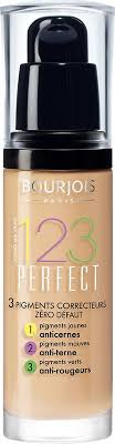 """Bourjois <b>Тональный крем</b> """"123 <b>Perfect</b> Foundation"""", тон №52 ..."""