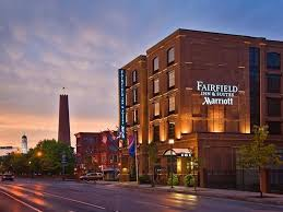 Hotels On Light St Baltimore Md Fairfield Inn Baltimore Downtown Md Booking Com