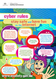 Poster The Office Cyber Rules Office Of The Esafety Commissioner