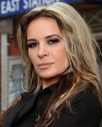 Kierston Wareing plays Max Branning's wife, Kirsty. The blonde plays Walford's Kirsty Branning, who was unveiled as Max's secret wife at Christmas. - 299708_1