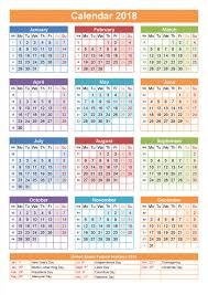 Week Number Calendar 2018 Calendar With Week Numbers Calendar Shelter