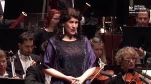 <b>Strauss</b>: <b>Vier letzte</b> Lieder ∙ hr-Sinfonieorchester ∙ Anja Harteros ...