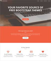 Single Page Website Template Extraordinary One Page Website Template Bootstrap One Page Website Template Free