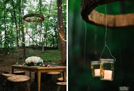 Roundup 20 Amazing DIY Outdoor Wedding Ideas Curbly