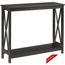 clean line furniture. Wonderful Furniture Black Console Table Wood Modern Clean Line Furniture With One Boottom Shelf  For Extra Storage Space In L