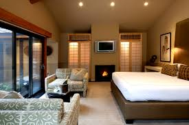 Zen Bedroom Decor With Natural Wood Color Scheme Double Fold Japanese Frame  Door Style Sliding Glass ...