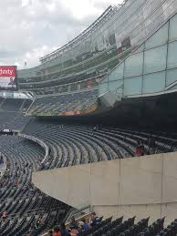 Soldier Field 200 Level Club Seats Football Seating